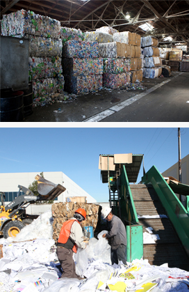 Transportation recycling services in Anaheim, CA